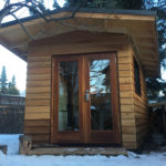 dlt solid wood studio exterior