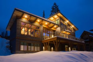 timber framer in golden bc