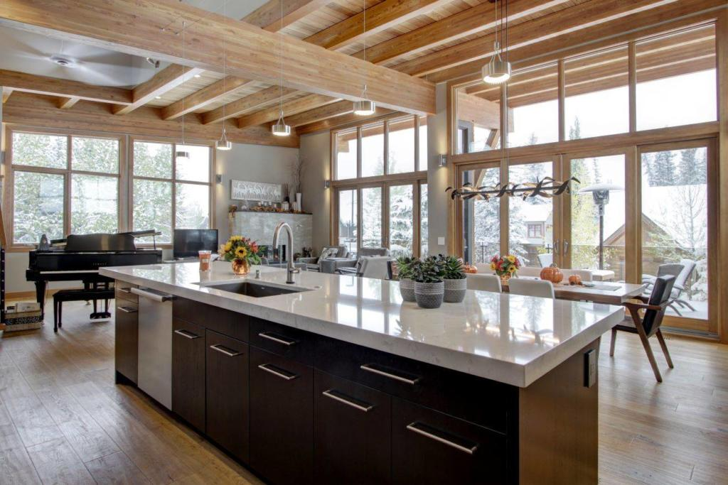 Timber Frame Interiors Bc Timber Framing Specialist